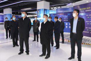 呼和浩特市委常委、统战部部长刚布和莅临浩源科技园 调研企业复工复产